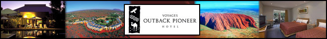 Voyages Outback Pioneer Hotel